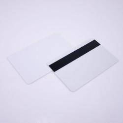 PVC 0.76mm White Base Card Magnetic Strip