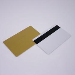 PVC 0.76mm Metallic One Side Magnetic Strip